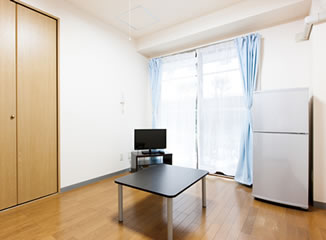 室内の写真